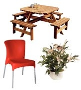 Furniture, Signs & Decor