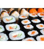 Sushi takeaways