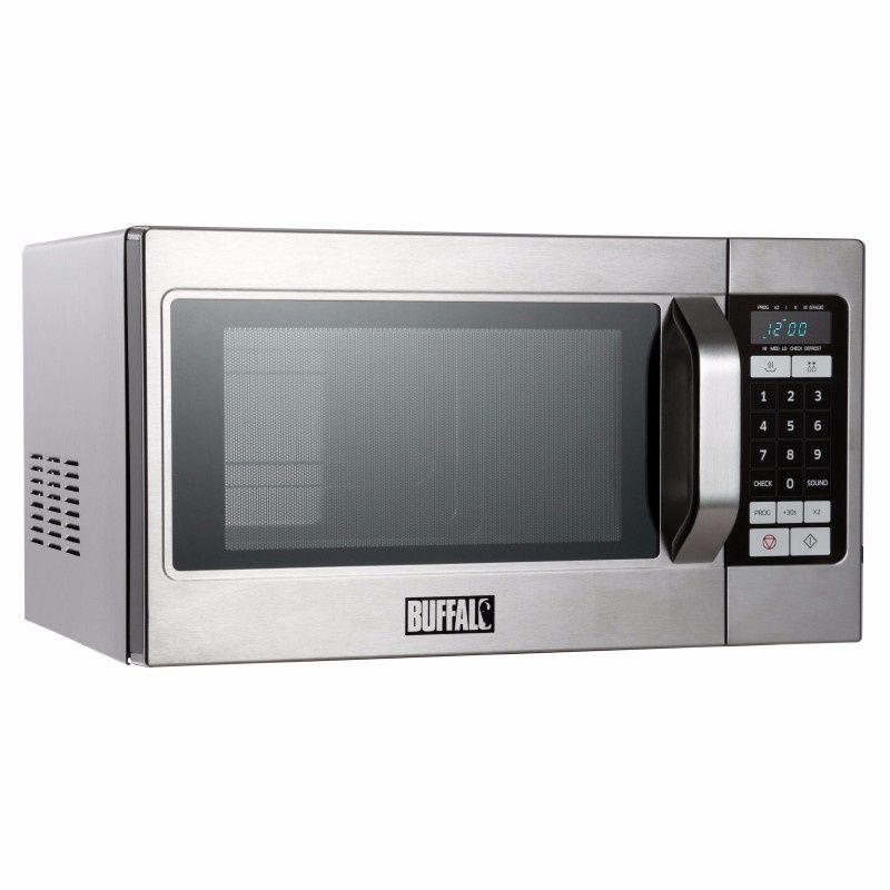 Buffalo Gk642 1100 Wattage Commercial Microwave 26 Ltr