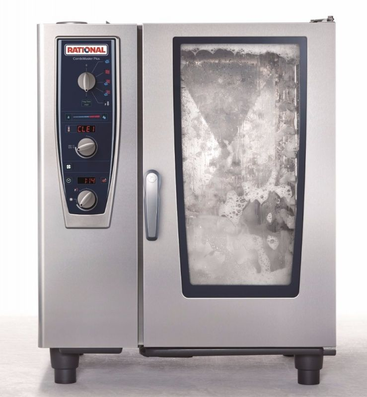 Rational Cmp101g N 10 Grid Gas Combination Ovens Steamers Cas