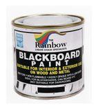 Blackboard Paint Black 250ml - GL078