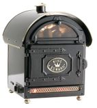 PB1FV/BLK Small Potato Baker In Black - F455-BK
