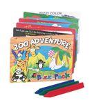 Kids Activity Pack Assorted Animals - CN878