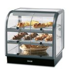 Seal 650 Series C6A/75S Counter-top Curved Front Ambient Merchandiser (Self-Service) - M875