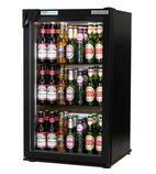 EcoChill RUC00001 Single Door Bottle Cooler