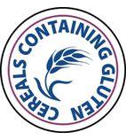 Food Allergen Label Gluten - GM800