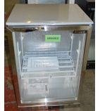 BAR1SS 130 Ltr Single Door Back Bar Bottle Cooler - Graded