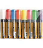Y998 Set of 8 Illumigraph Wipe Clean Markers