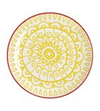 Fresca Small Plates Yellow 178mm