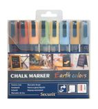 Earth Chalk Pens 2 x 6mm - GM269