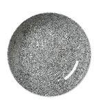 Ink Crackle Black Coupe Bowls 205mm