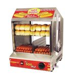 Dog Hut Hot Dog Steamer - GK930