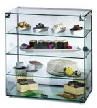 Seal GC46D Counter-Top Glass Display Case (Rear Sliding Doors) - M905