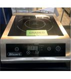BIH1 3000W Single Zone Induction Hob - Graded