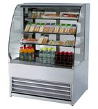 P75-100-OPEN Self Service Merchandiser