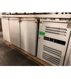HBC3SL 339 Ltr Slimline 3 Door Refrigerated Prep Counter - Graded