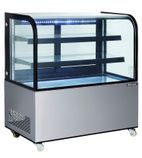 DC270 Mobile Cold Display Case